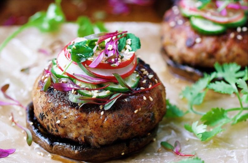 paleo worcestershire sauce hamburger steak. Black Bedroom Furniture Sets. Home Design Ideas