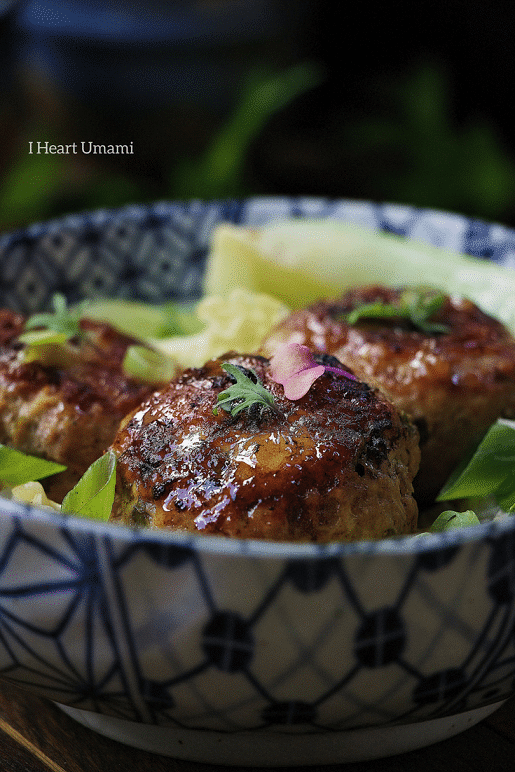Paleo Lion's Head Meatballs. Juicy Paleo meatballs simmered with napa cabbage in light savory sauce. The ultimate melt-in-your-mouth Paleo meatball recipe. Whole30 meatball Keto meatball recipes for the whole family to enjoy. Also great for meal prep ! IHeartUmami.com