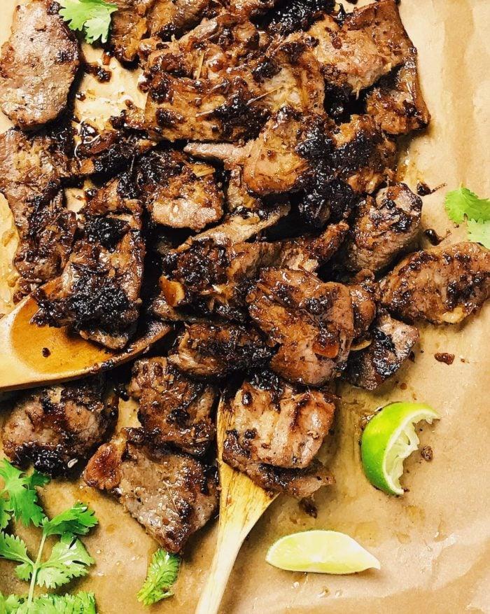 Vietnamese lemongrass pork recipe I Heart Umami