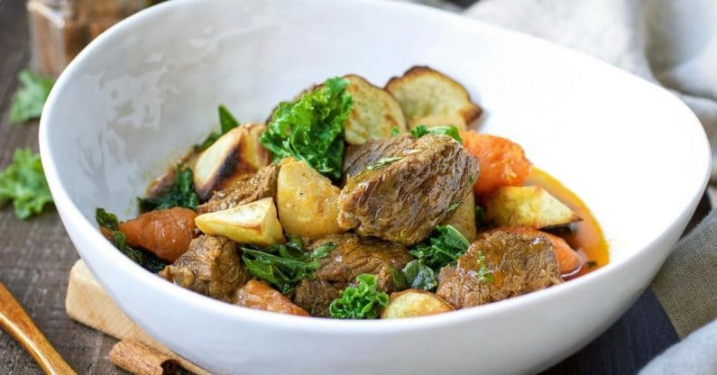 Vietnamese Hearty Beef Stew - Bò Kho- with Vegetables !