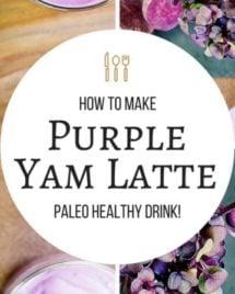Yam Recipe