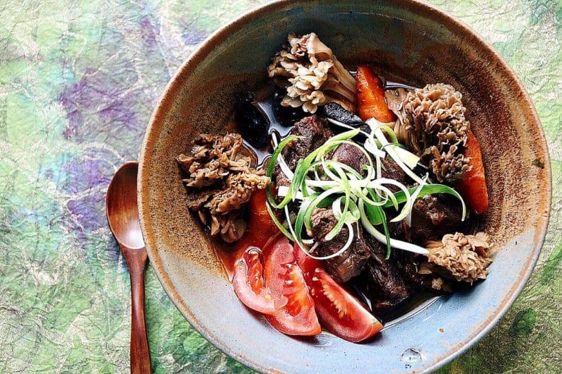 Beef Stew Recipe Taiwanese Kitchen