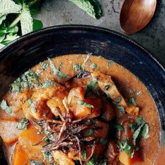 Homamde Chicken Korma