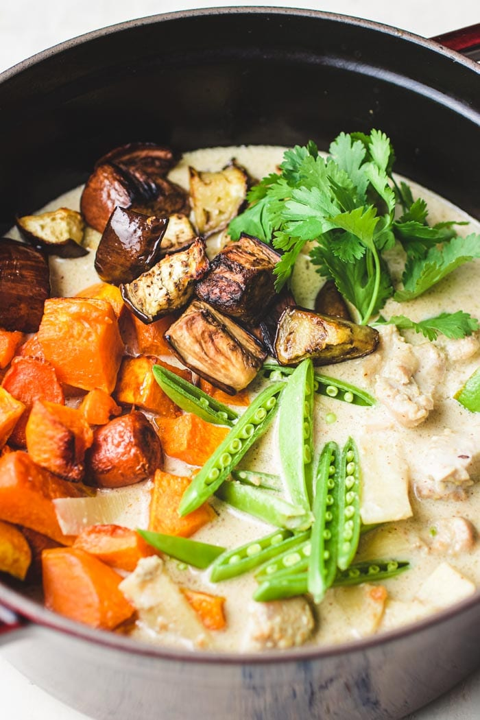 Thai Green Curry Recipe I Heart Umami