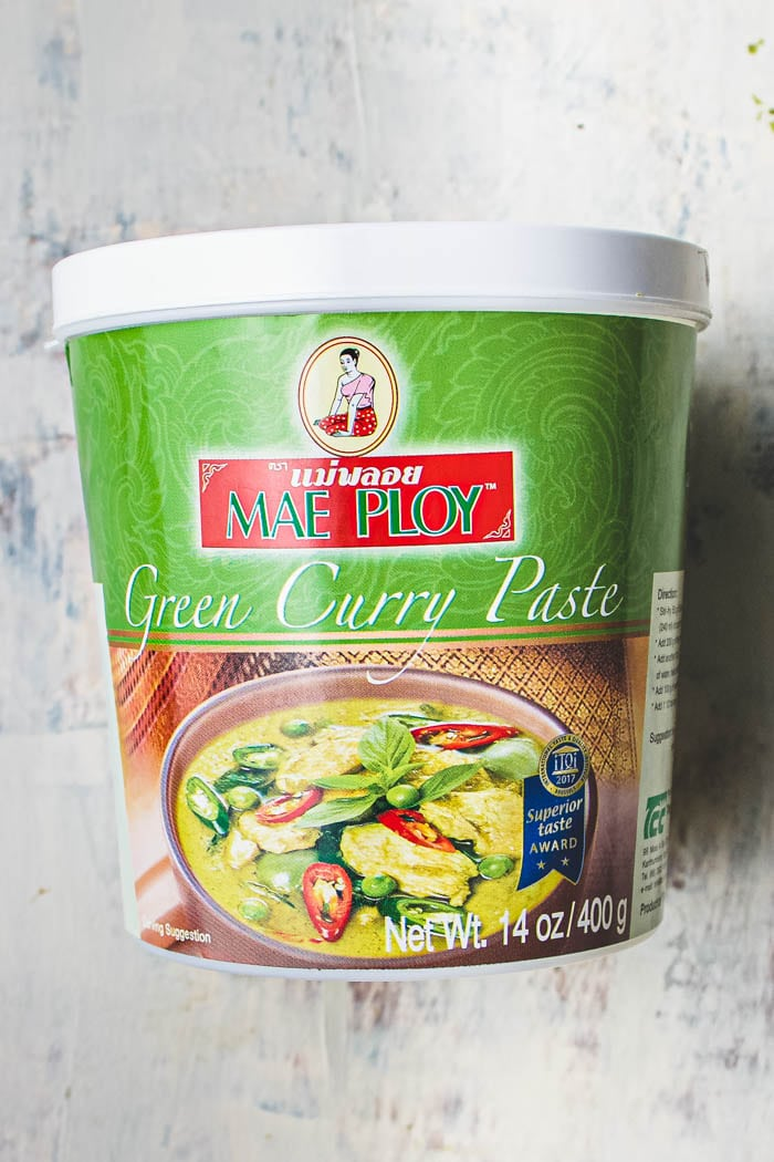 Thai Green Curry Paste Store Bought I Heart Umami