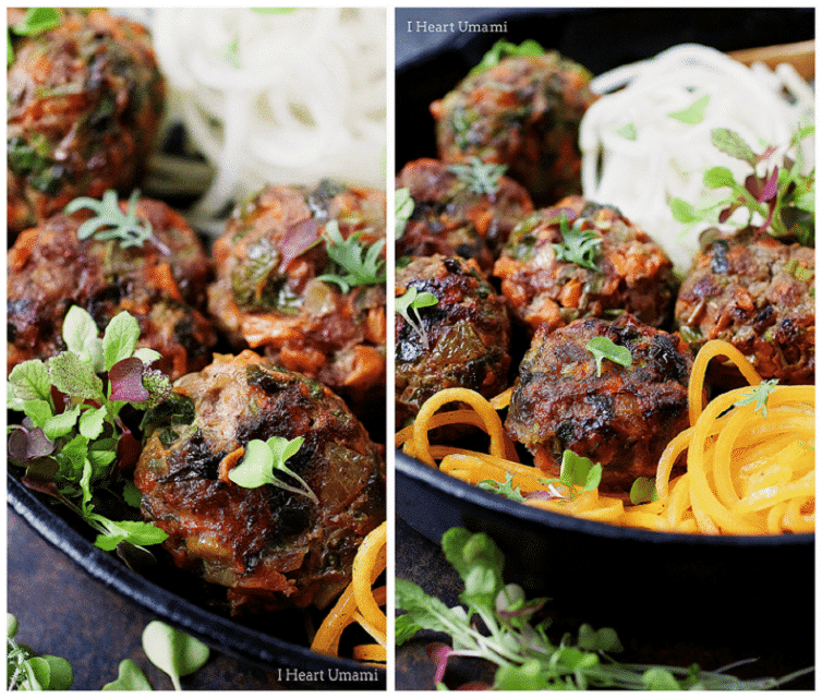 Paleo Asian Meatballs (Whole30/Keto/Paleo)