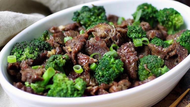 Paleo Chinese Beef And Broccoli Keto Whole30 I Heart Umami