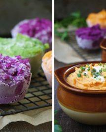 Instant Pot Muffin Tin Sweet Potato Mash from I Heart Umami