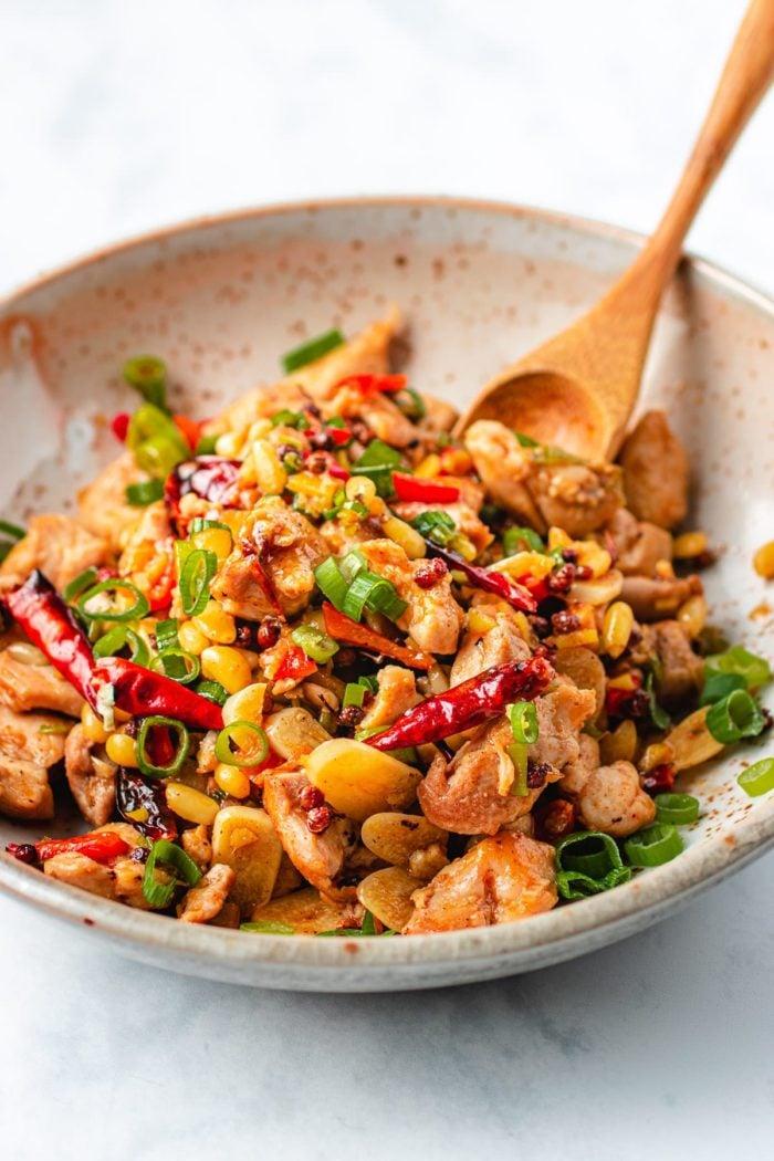 Delicious Kung Pao Chicken Recipe