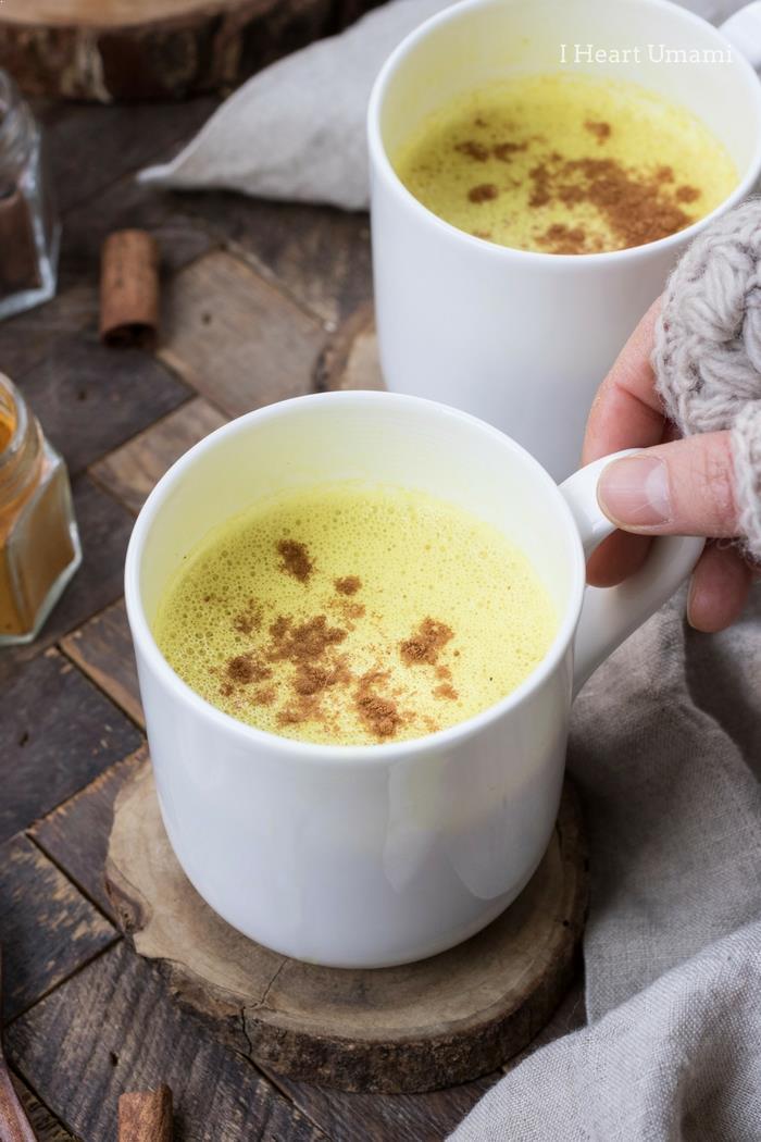 Whole30 Golden Turmeric Milk recipe