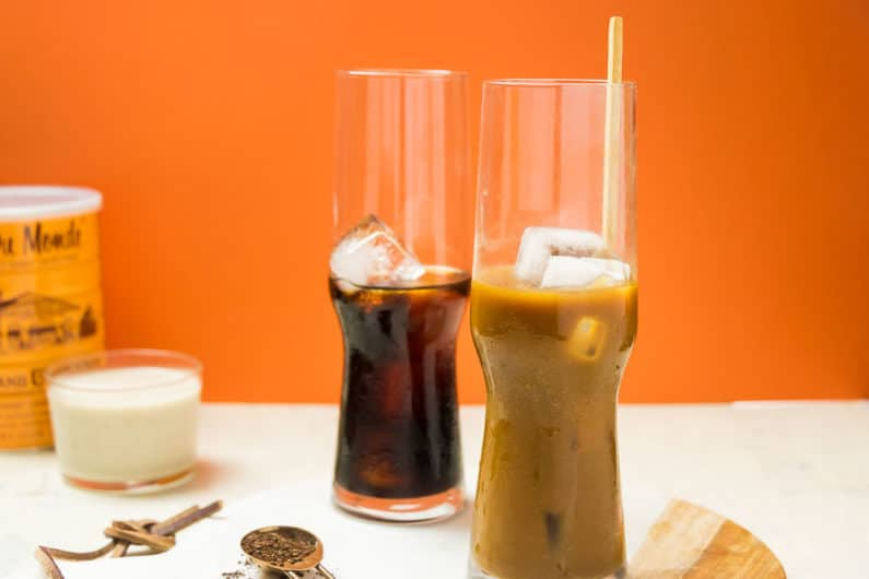 Coconut Milk Vietnamese Iced Coffee Paleo Vegan I Heart Umami