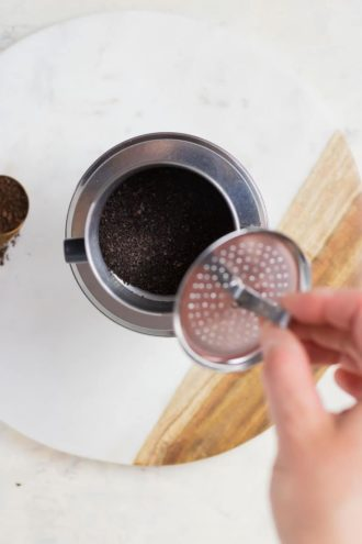 Paleo Coconut Milk Vietnamese Iced Coffee Vietnamese Coffee Ground Beans