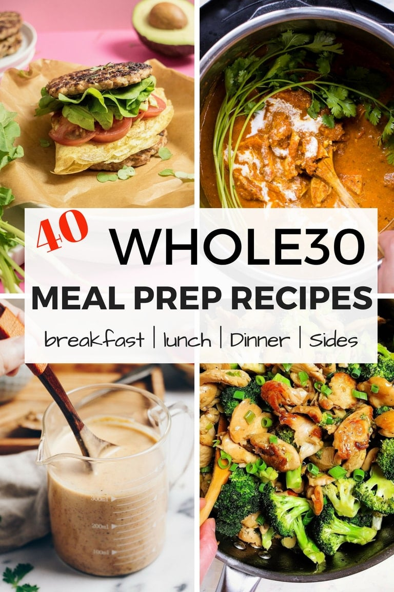 Whole30 Meal Prep Recipes for Whole30 Meal Plan from I Heart Umami