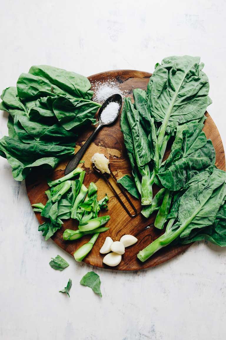 How to make Chinese Gai Lan Broccoli