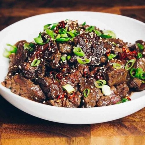 How To Make Beef Stir Fry Tender I Heart Umami
