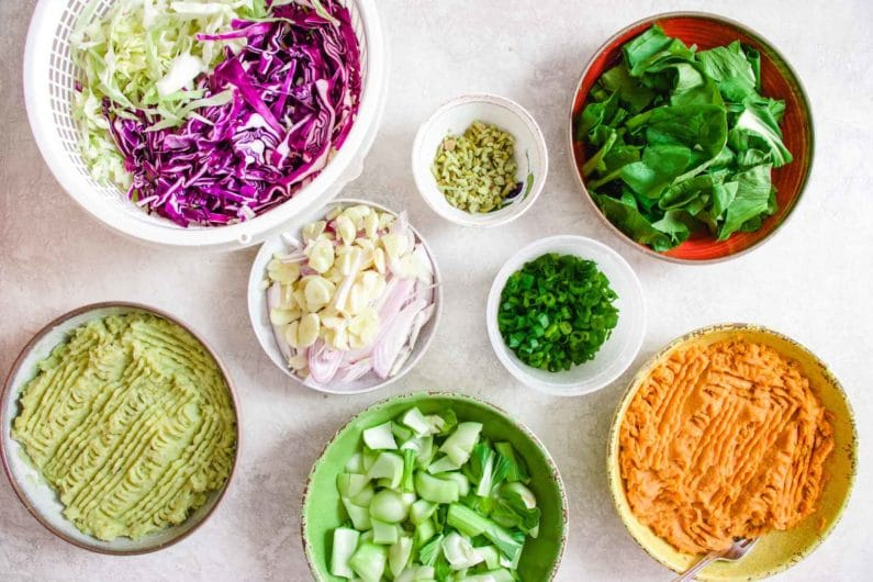 Whole30 Meal Plan Ingredients I Heart Umami