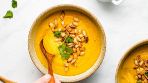 Roasted Butternut Squash Recipes (from soup to snack)