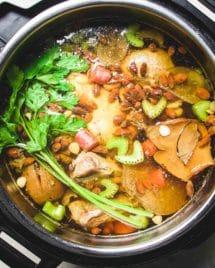 Paleo Chicken Soup Chinese Herbal I Heart Umami