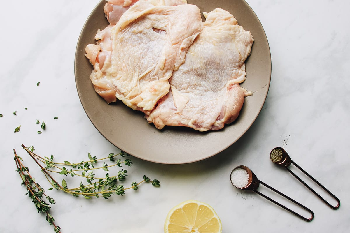 Easy chicken recipe for dinner with few ingredients I Heart Umami