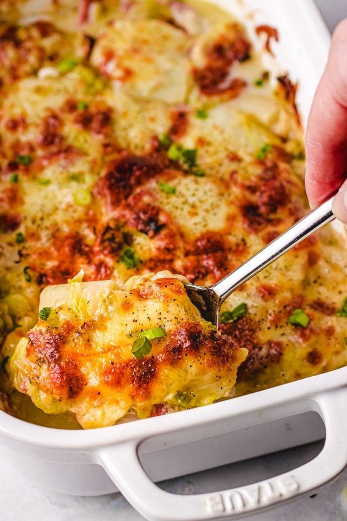 Keto Chinese Cabbage Casserole I Heart Umami