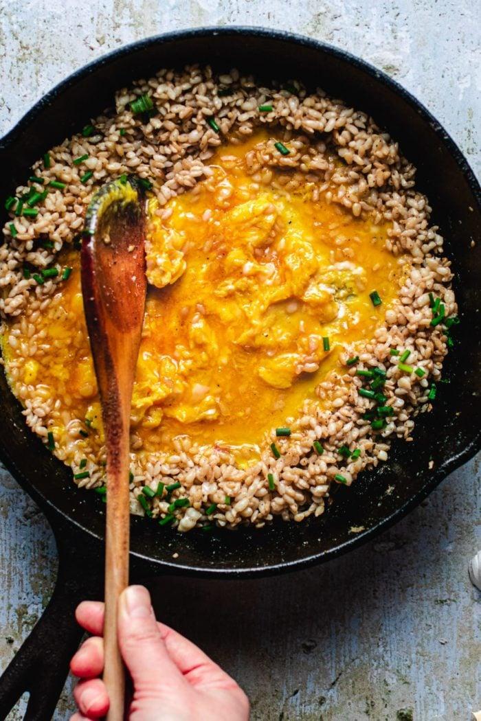 Egg fried rice keto recipe I Heart Umami