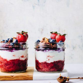 Paleo Yogurt Parfait with Granola I Heart Umami