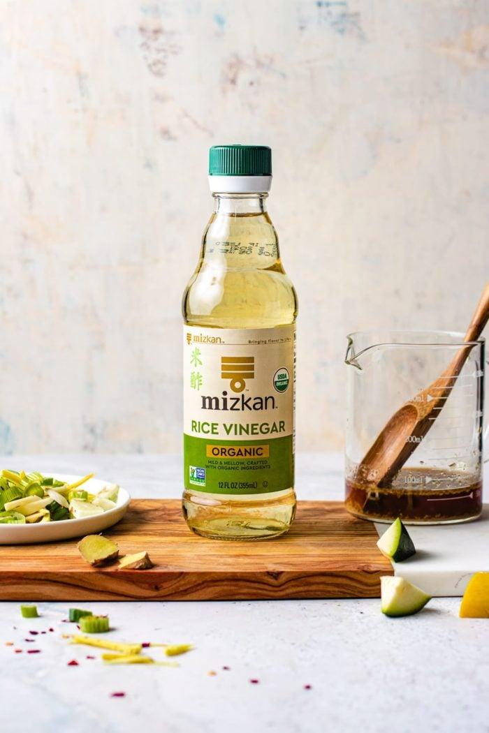 Vinegar ginger sauce for chicken stir-fry I Heart Umami