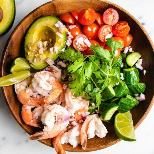 Shrimp Salad Recipe Low Carb
